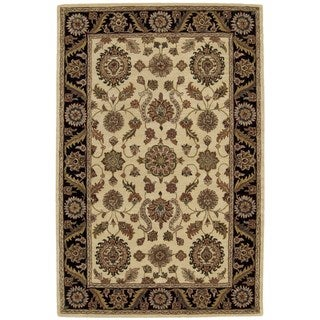 Nourison India House Beige Rug (2'6 x 4)