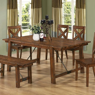 Lawson Wood Dining Table