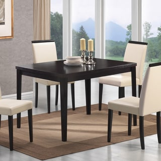 Pompeo Wood Dining Table