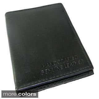 Hollywood Tag Cowhide Inside ID Card Case