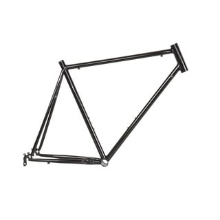 Cro-mo Black Road Frame