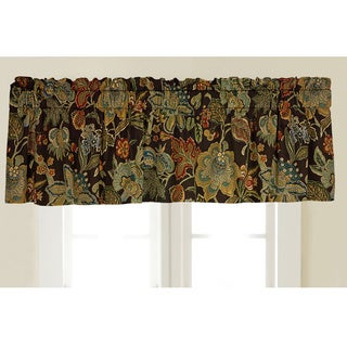 Rose Tree Audubon Window Valance