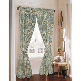 Rose Tree Verona 86-inch Curtain Panel Pair