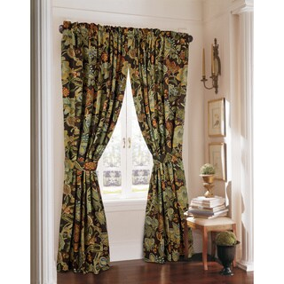 Rose Tree Audubon 86-inch Curtain Panel Pair