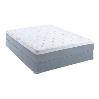 Sealy Posturepedic CoolSense Misty Harbor Firm Queen-size Mattress Set