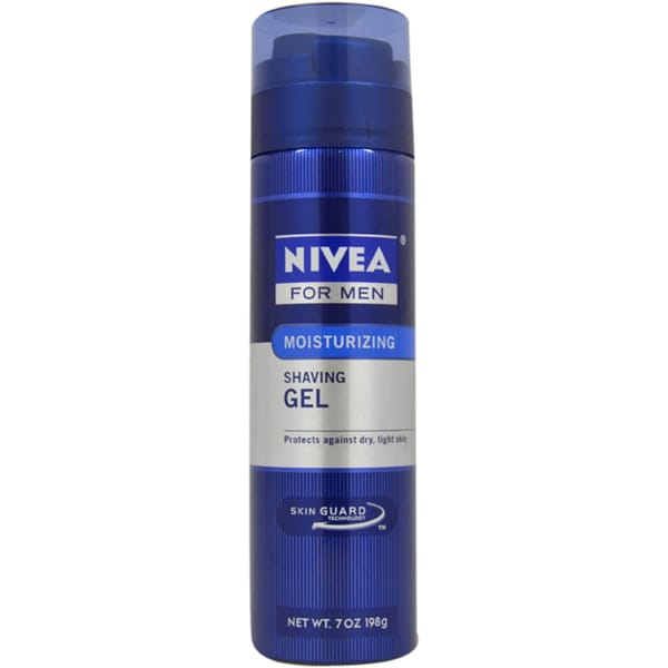 Nivea for Men Moisturizing 7-ounce Shaving Gel