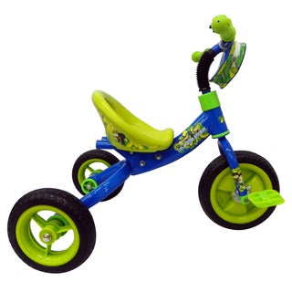 StinkyKids Blue Bucket Rider Tricycle