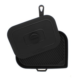 Chasseur French Black Cast Iron Panini Press