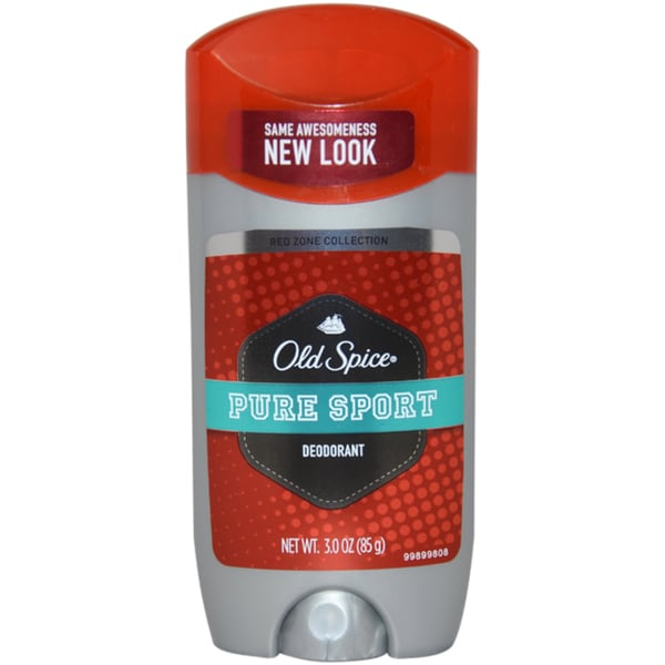 Old Spice Red Zone Pure Sport Deodorant Stick