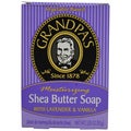 Grandpa's Shea Butter Lavender and Vanilla 3.25-ounce Soap