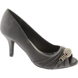 Women's Annie Larissa Pewter Satin