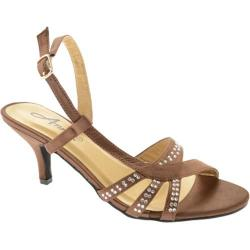 Women's Annie Link Bronze Satin