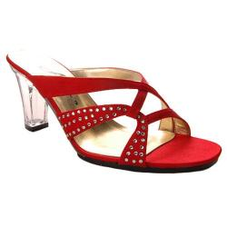Women's Annie Marlene Red