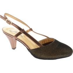 Women's Annie Willow Bronze Metallic Mesh