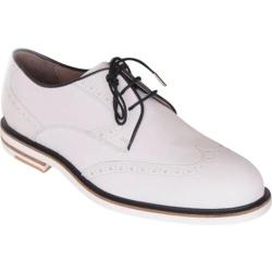 Men's Giovanni Marquez 7987 ABC White/Black Leather