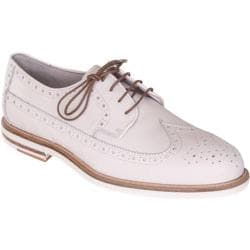 Men's Giovanni Marquez 8386 Roadstar White/Beige Leather