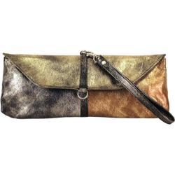 Women's Latico Leah Clutch 1819 Multi Leather