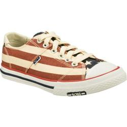 Women's Skechers BOBS Utopia Patriot White/Red