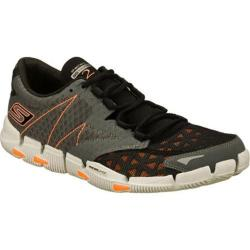 Men's Skechers GObionic 2 Gray/Orange