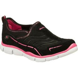 Girls' Skechers Gratis Legendary Black/Pink
