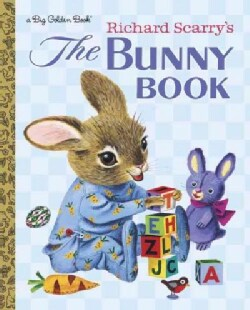 Richard Scarry's The Bunny Book (Hardcover)