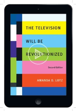The Television Will Be Revolutionized (Hardcover)