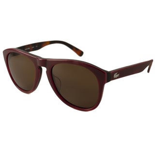 Lacoste Women's L684S Rectangular Sunglasses