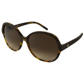 Lacoste Women's L626S Rectangular Sunglasses