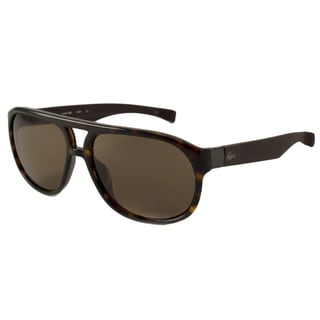 Lacoste Men's L663S Aviator Sunglasses