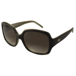 Lacoste Women's L634S Rectangular Sunglasses