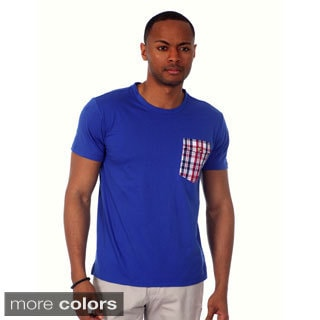 Justified Lies Men's Novelty Chest Pocket Tee