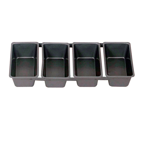 Fox Run Brands Non-stick Linked Loaf Pans