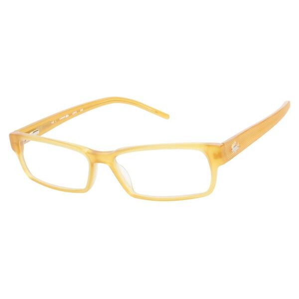 Lacoste L2610 249 Honey Prescription Eyeglasses