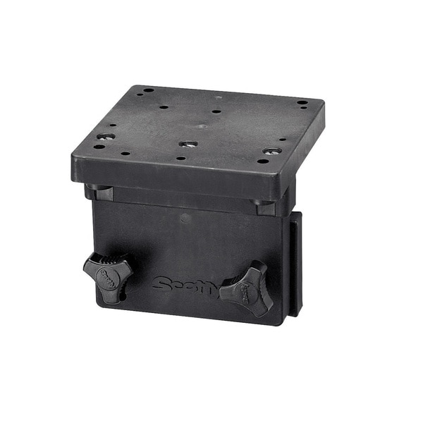 Scotty Right Angle Side Mounting Bracket for Mdls 1080-1116