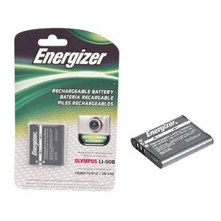 Energizer Olympus EN- Li50b Rechargeable Lithium-Ion Battery
