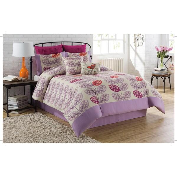 Soho New York Home Lucia 8-piece Comforter set