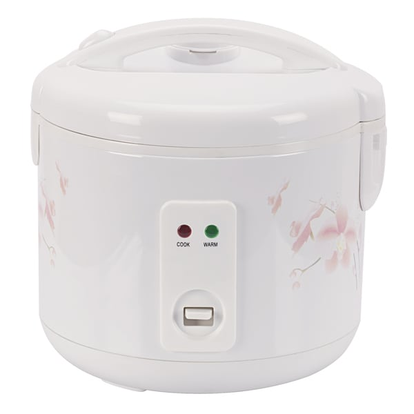 SPT 10-cup Rice Cooker/ Steamer