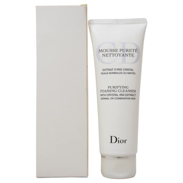 Dior Purifying Foaming 4.3-ounce Cleanser (Tester)