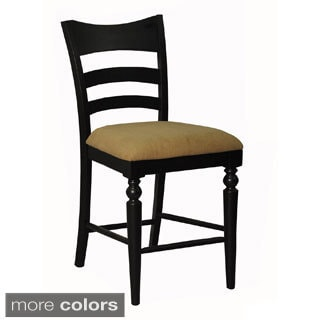 Begonia Two Tone Counter Stools Set Of 2 15505663