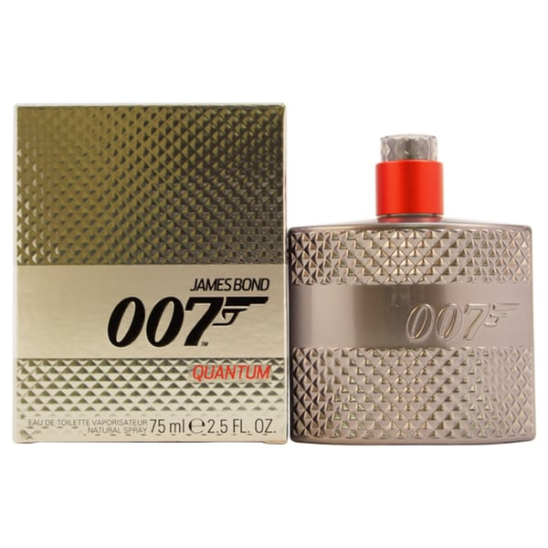 James Bond 007 Quantum Men's 2.5-ounce Eau de Toilette Spray