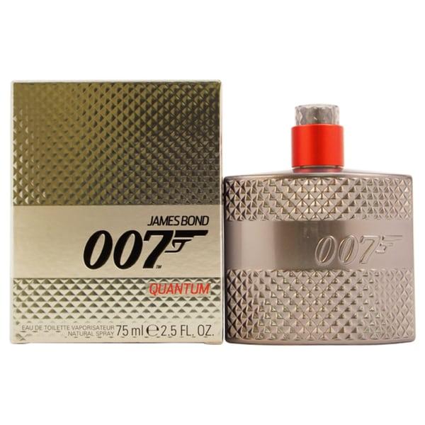 James Bond 007 Quantum Men's 2.5-ounce Eau de Toilette Spray