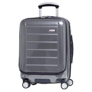 Ricardo Beverly Hills Roxbury 2.0 Hardside 19-inch Carry-on Spinner Upright Suitcase