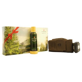 Swiss Army 'Forest' Men's 2-piece Fragrance Set with Adventure Bag