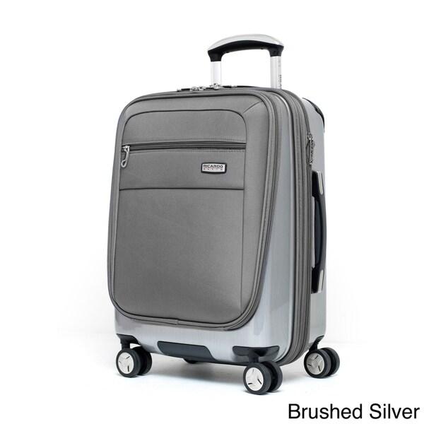 Ricardo Beverly Hills Roxbury 2.0 19-inch Hybrid Carry-on Spinner Upright Suitcase