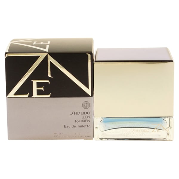 Shiseido 'Zen' Men's 1.6-ounce Eau de Toilette Spray