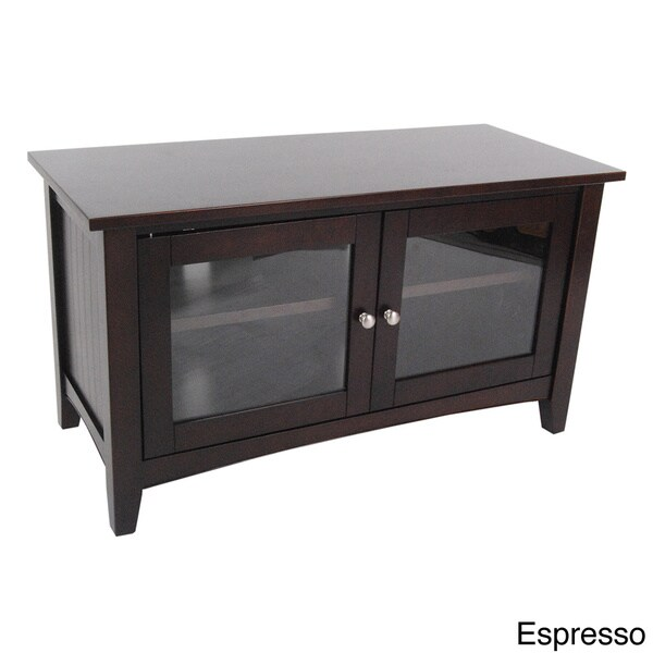 Classic Mission 2-door TV Stand