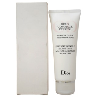 Dior Instant Gentle 2.6-ounce Exfoliant (Tester)