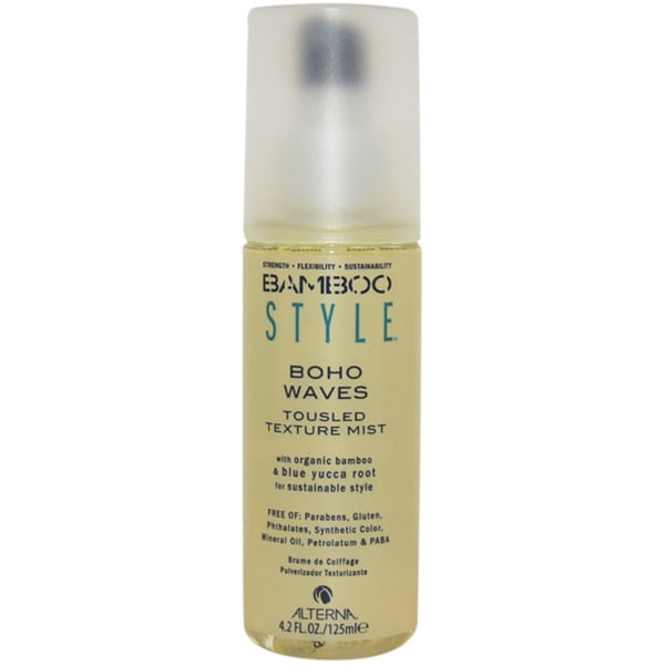 Alterna Bamboo Style Boho Waves Tousled Texture 4.2-ounce Mist (Pack of 2)