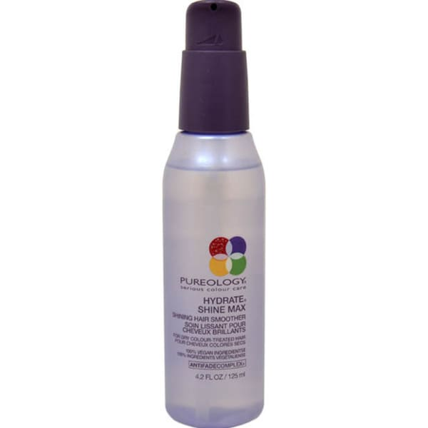 Pureology Hydrate Shine Max 4.2-ounce Smoother