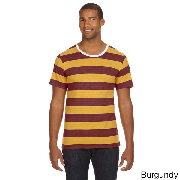 Men's Stripe Crew
